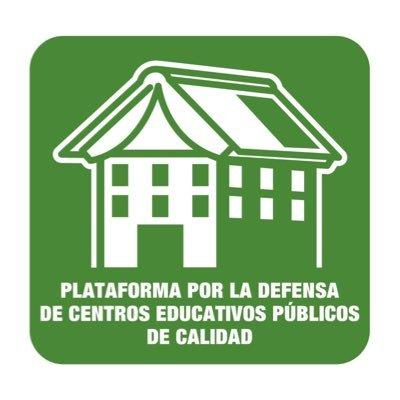 Plataforma por la defensa de los centros educativos públicos de calidad